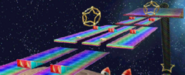 SSB4-Rainbow Road Select Screen 001