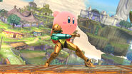 Kirby & Samus SSB4