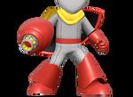 Protoman body