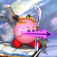 Dark Pit Kirby (SSB3DS)