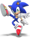 Sonic - Super Smash Bros. Ultimate