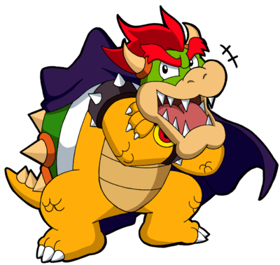 Bowser my luv