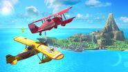 Pilotwings Wuhu Island