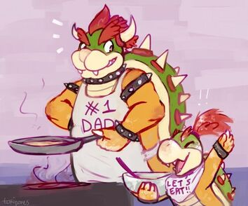 Kawaii Bowser