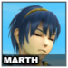 Marth Icon SSBWU
