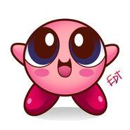 Powerpuff Kirby!!