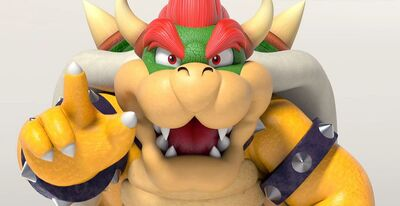 Bowser is adorable
