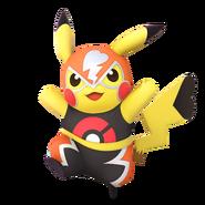 Pikachu Libre SSBU