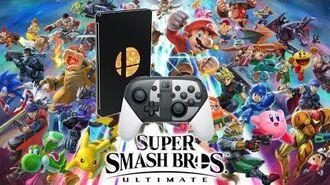 Super Smash Bros Ultimate LIVE
