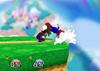 Mario Edge attack (fast) SSB