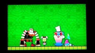 Super Paper Mario Super Dimentio Final Boss Battle