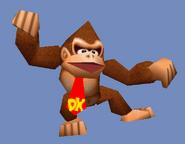Donkey Kong Giant Punch SSB