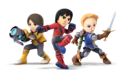 Mii Fighters - Super Smash Bros. Ultimate