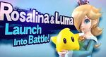 Rosalina and Lum launch into battle
