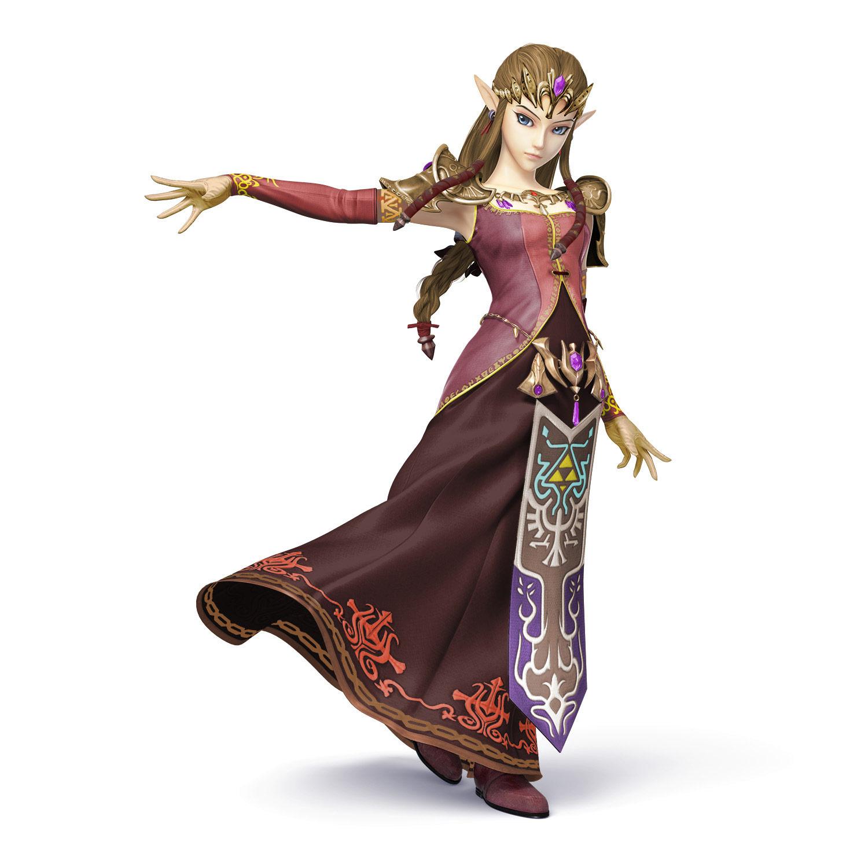 Hyrule Warriors Sfm: Image - Zelda Palette 02.jpg