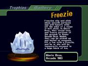 Freezie SSBM