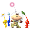 Olimar - Super Smash Bros. Brawl