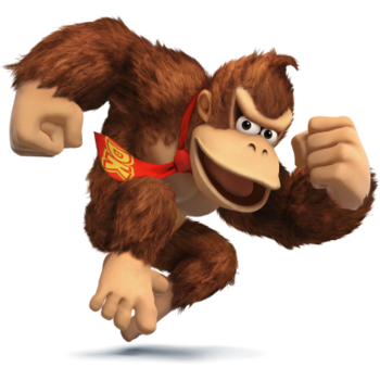 Donkey Kong (Super Smash Bros  for Nintendo 3DS and Wii U