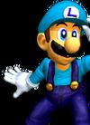 Luigi Palette 03 (SSBM)