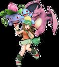 Pokemon Trainer Palette SSBU 4