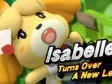 Isabelle (SSBU)