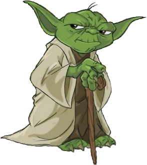 Image result for yoda cartoon images