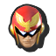 Stock SSB4 captain falcon