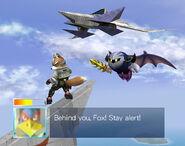Fox Smash Taunt 2
