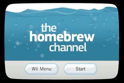 Homebrew channel logo