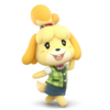 Isabelle - Super Smash Bros. Ultimate