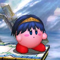 Marth Kirby (SSB3DS)