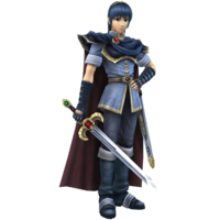 Marth - Super Smash Bros. Brawl