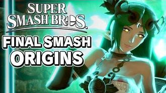 Super Smash Bros. Final Smash Origins - 3DS Wii U Fighters – Aaronitmar