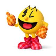 Pac-Man Pallette 08