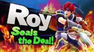 Roy Seals the Deal