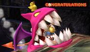 Ness Congratulations Screen Classic Mode Brawl