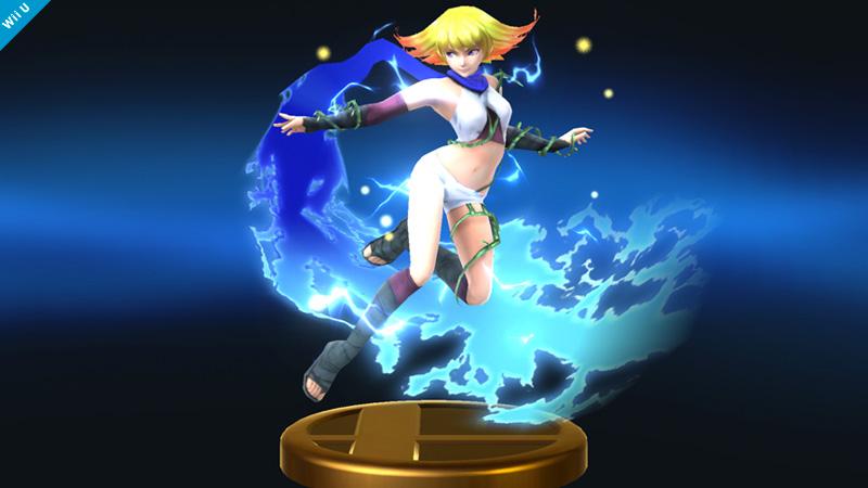 Smash Bros For Wii U Screenshot March 21 2