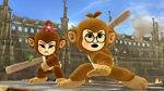 Mii Swordfighter Monkey Suit