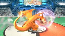 Colmillo ígneo (2) SSB4 (Wii U)