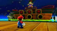 Dimensión Nave de Bowsy en Mario Galaxy