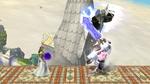 Espectro rompeguardias SSB4 (Wii U)