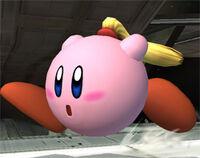 Kirby-Samus Zero 1 SSBB