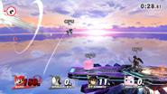 Lupa en SSB4 (Wii U)