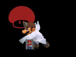 Pose de victoria Dr. Mario Y (1) SSBM