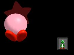 Pose de victoria Kirby Y (3) SSBM
