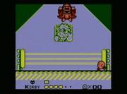 Súper Salto Dedede Kirby's Dream Land