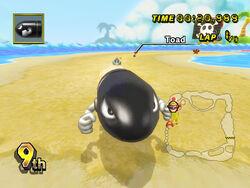 Bill Bala en Mario Kart Wii