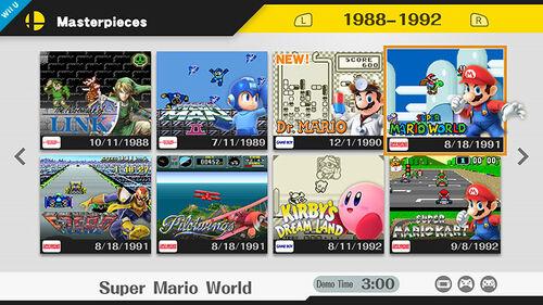 Clasicos SSB4 (Wii U) (2)