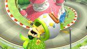 Indefensión Iggy SSB4 (Wii U)