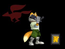 Pose de victoria Fox B (2) SSBM